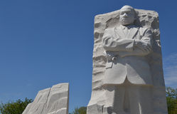 Martin Luther King Monument, Washington DC Royalty Free Stock Photo