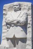 Martin Luther King pomnik w washington dc KOLUMBIA, KWIECIEŃ - 7, 2017 - washington dc - Obraz Stock