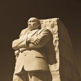 Martin Luther King statua zdjęcia stock