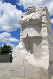 Martin Luther King statue. Stock Photos