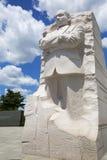Martin Luther King statue. Martin Luther King statue at his memorial in Washington. America stock photos