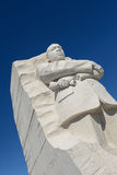 Martin Luther King Statue Stock Photo