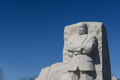 Martin Luther King Royalty Free Stock Photo
