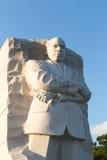 Martin- Luther Kingdenkmal Stockfotos
