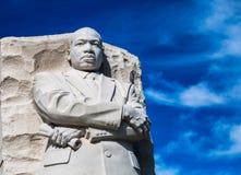 Martin Luther Królewiątka Pomnik Obrazy Royalty Free