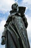 Martin Luther zabytek Zdjęcie Royalty Free