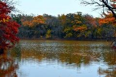 Martin Park, Ville d'Oklahoma de nanowatt photo stock