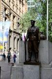 Martin Place, Sydney, Australië stock afbeelding