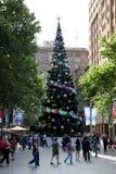 Martin Place, Sydney, Australien stockbilder
