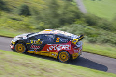 Martin Prokop at ADAC Rally Deutschland 2014 Stock Photos