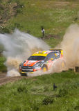 Martin Prokop in Rally de Portugal 2013 Royalty Free Stock Photos