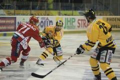 Martin Rucinsky - czech hockey extraleague Royalty Free Stock Photos