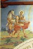 martin saint royaltyfri fotografi