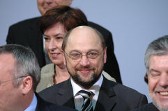 Martin Schulz Royalty Free Stock Image