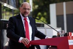 Martin Schulz, político alemán Imagenes de archivo