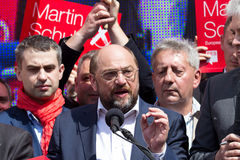 Martin Schulz Royalty Free Stock Images