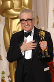 Martin Scorsese Stock Images