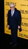 Martin Scorsese Imagem de Stock
