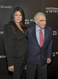 Martin Scorsese Appears at NBR Film Awards Gala Royalty Free Stock Photos