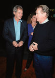 Martin Sheen,Harrison Ford Stock Photography