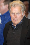 Martin Sheen on the red carpet Royalty Free Stock Photos