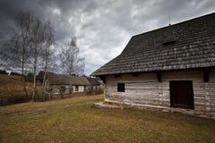 Martin, Slovakia. Museum of Slovak traditional architecture in Martin, Slovakia Royalty Free Stock Photos
