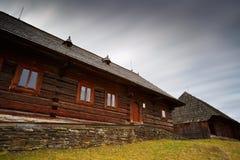 Martin, Slovakia. Slovak traditional architecture in Martin, Slovakia Royalty Free Stock Image