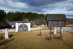 Martin, Slovakia. Traditional Slovak architecture in Martin, Slovakia Stock Image