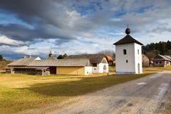 Martin, Slovakia. Traditional Slovak architecture in Martin, Slovakia Stock Photography