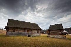 Martin, Slovakia. Traditional Slovak architecture in Martin, Slovakia Stock Images