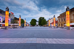 Martin, Slowakei stockbilder
