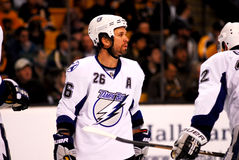 Martin St. Louis Tampa Bay Lightning Royalty Free Stock Image