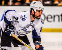 Martin St Louis, Tampa Bay Lightning Photographie stock
