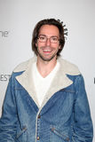 """Martin Starr. LOS ANGELES - MAR 12:  Martin Starr arriving at the """"Freaks & Geeks, Undeclared"""" PaleyFest 2011 at Saban Theatre on March 12, 2011 in Beverly Hills Royalty Free Stock Images"""
