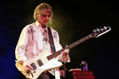 Martin Turner's Wishbone Ash Stock Photography