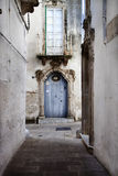 Martina Franca Barocco Apulia,意大利 库存图片