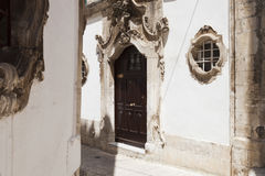 Martina Franca Barocco Apulia Italien Arkivfoton