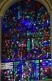 Martina Franca - basilika av St Martin - legendariskt utseende arkivbild