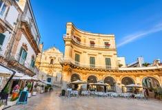 Martina Franca, Puglia, Italy Stock Image