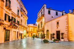 Martina Franca, Puglia, Italy royalty free stock images