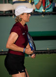 Martina  Navratilova Royalty Free Stock Images