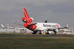 Martinair Cargo Stock Photo