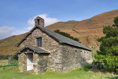 Martindale chapel Royalty Free Stock Photo