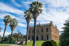 Martindale Hall en Clare Valley South Australia Image libre de droits