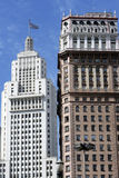 Martinelli Building and Altino Arantes Building (Banespa Buildin Stock Images