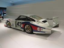 Martini αγωνιστικό αυτοκίνητο Porsche 935 Moby Dick Στοκ φωτογραφίες με δικαίωμα ελεύθερης χρήσης