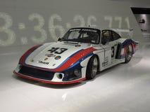 Martini αγωνιστικό αυτοκίνητο Porsche 935 Moby Dick Στοκ Φωτογραφίες