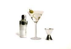 Martini βότκας ποτό κοκτέιλ Στοκ φωτογραφίες με δικαίωμα ελεύθερης χρήσης