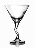Martini γυαλί κοκτέιλ Στοκ εικόνες με δικαίωμα ελεύθερης χρήσης