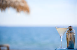 martini δονητής Στοκ Εικόνες